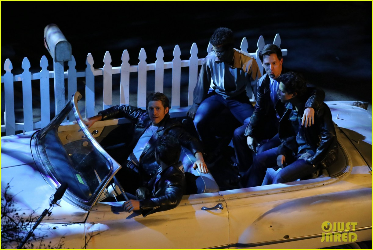 grease live full cast songs list 393566085