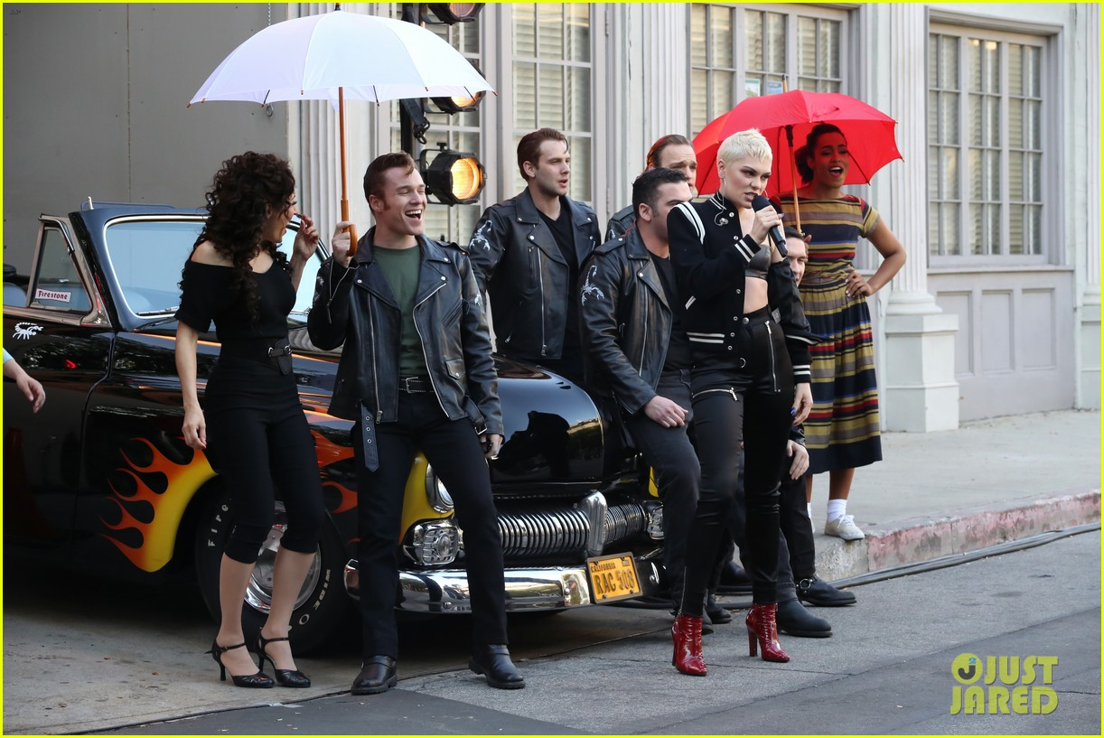 grease live full cast songs list 443566090