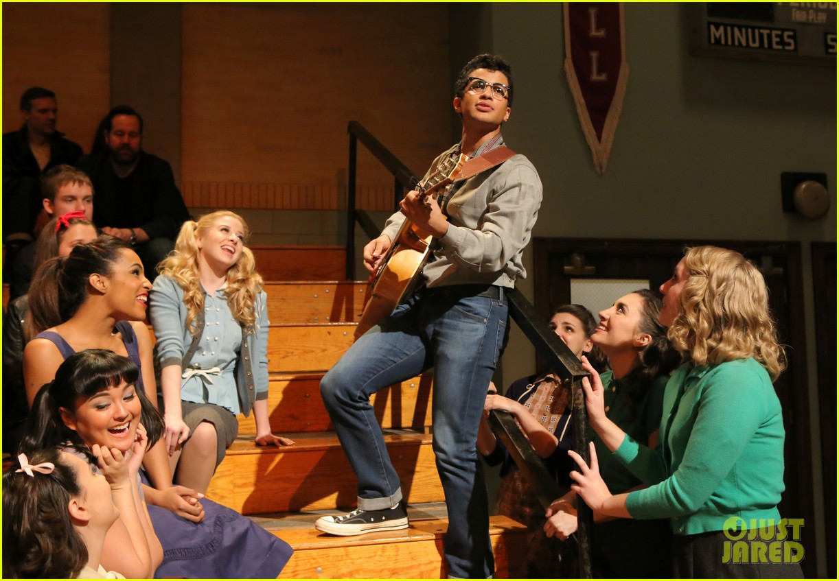 grease live full cast songs list 463566092