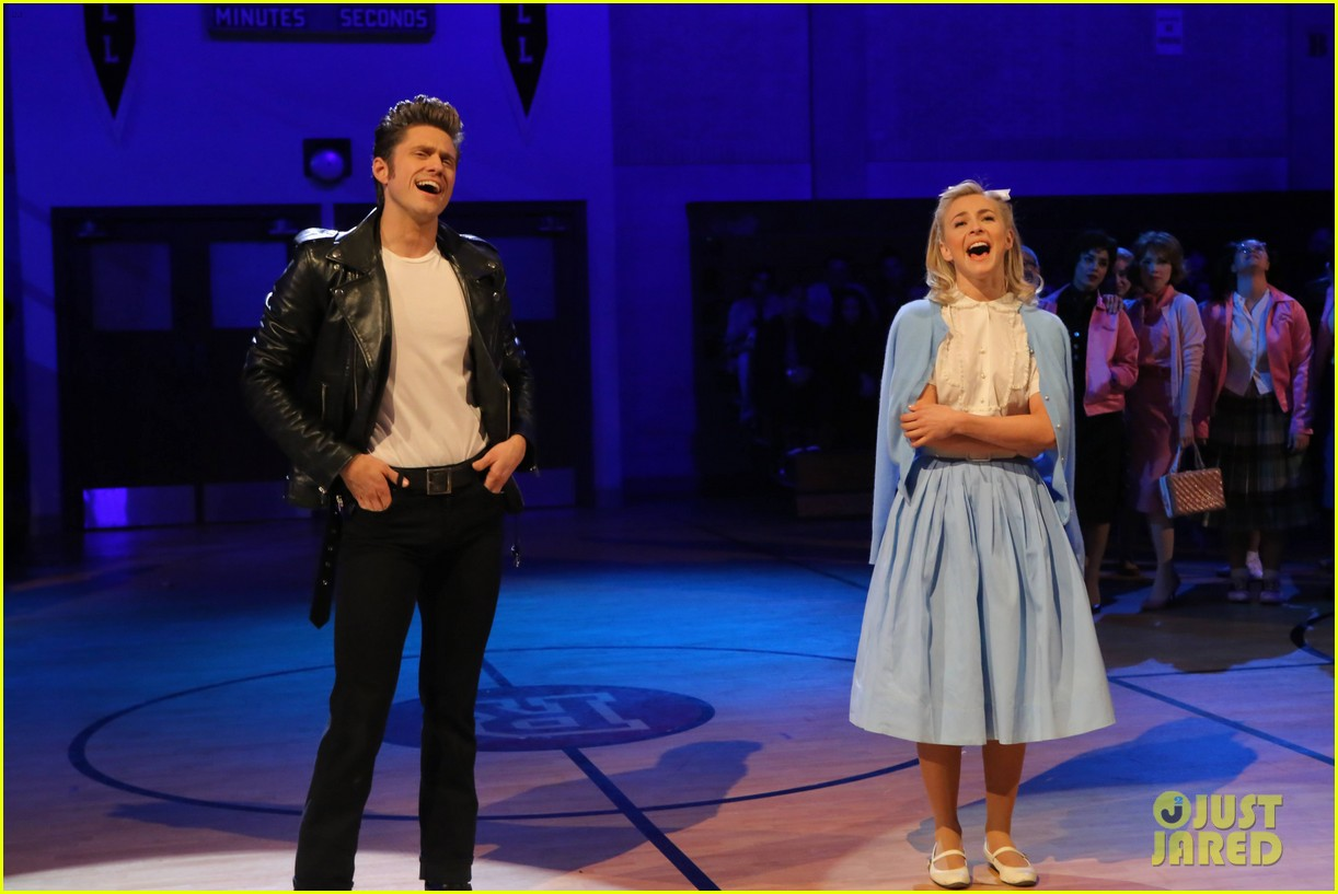 grease live full cast songs list 473566093