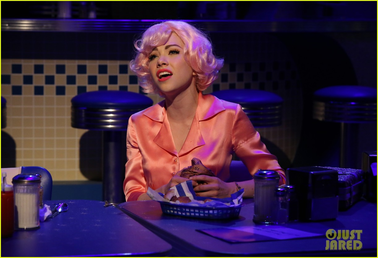 grease live full cast songs list 483566094