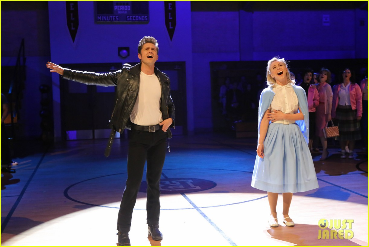 grease live full cast songs list 503566096
