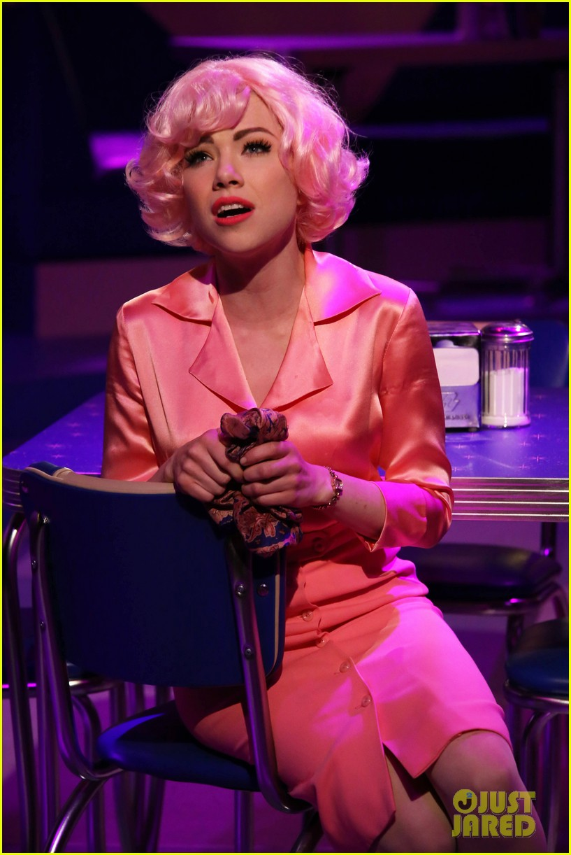 grease live full cast songs list 523566098