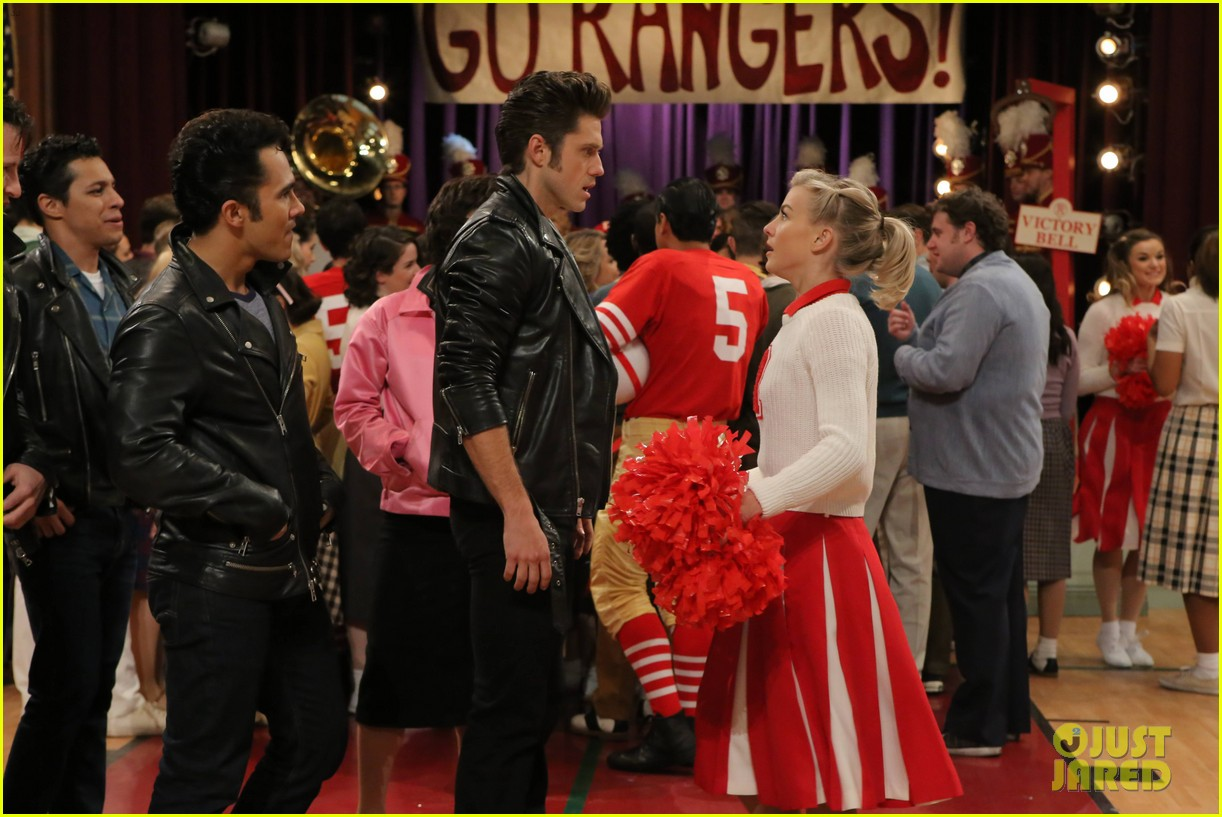 grease live full cast songs list 543566100