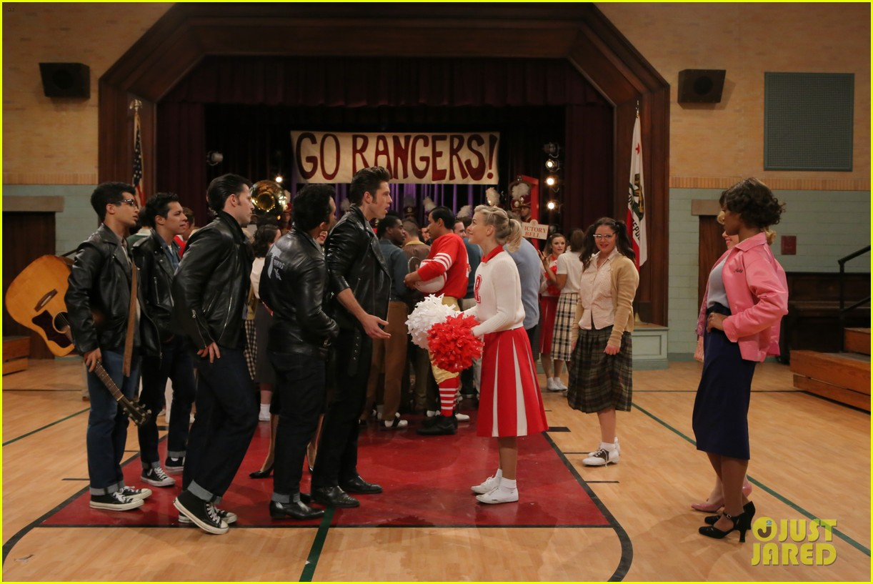 grease live full cast songs list 553566101