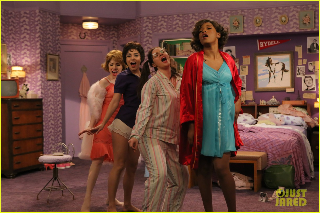 grease live full cast songs list 563566102