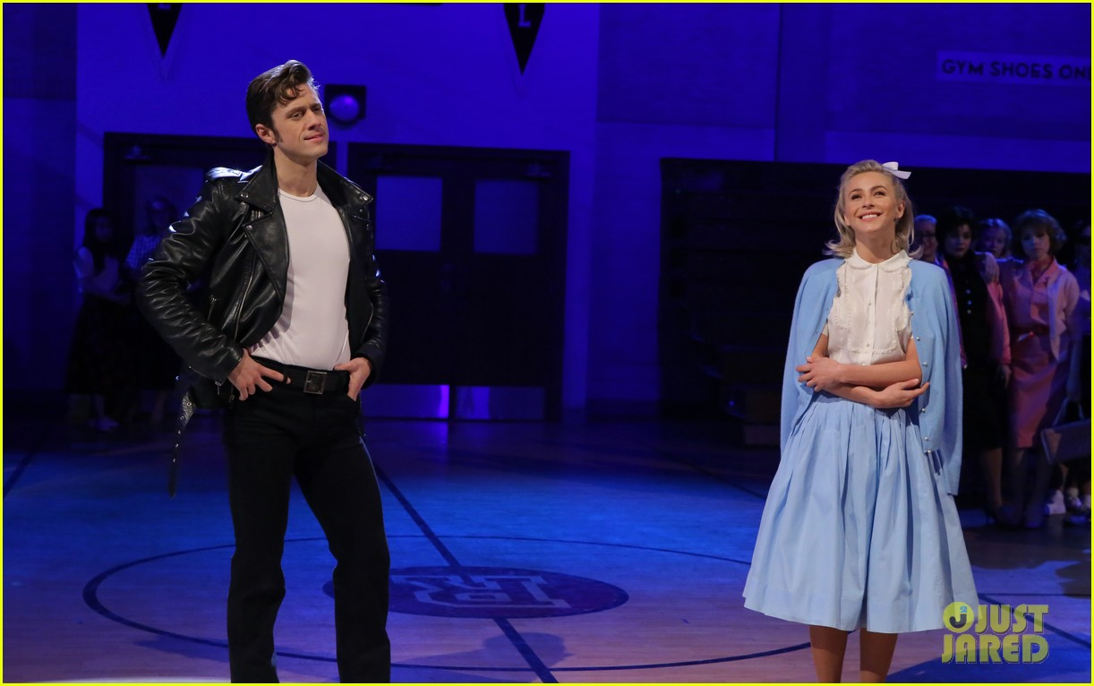 grease live full cast songs list 573566103