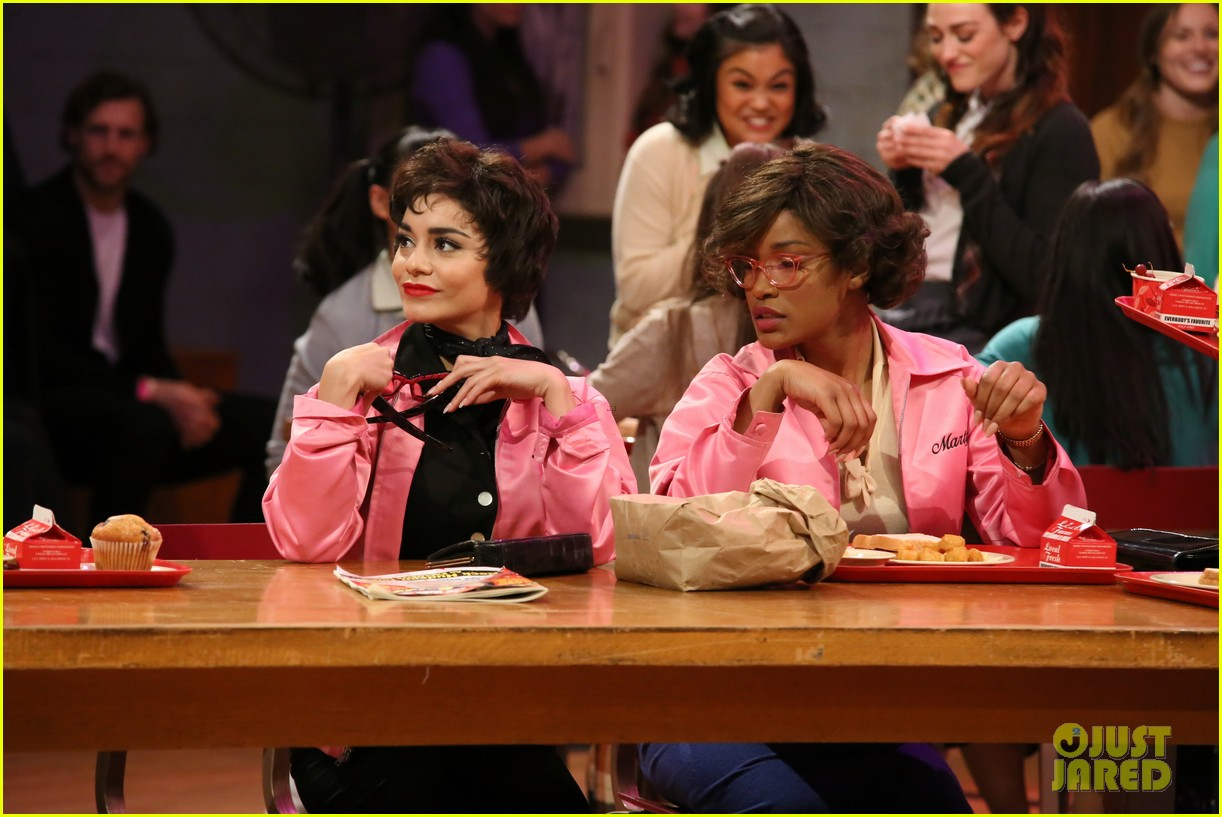 grease live full cast songs list 613566107