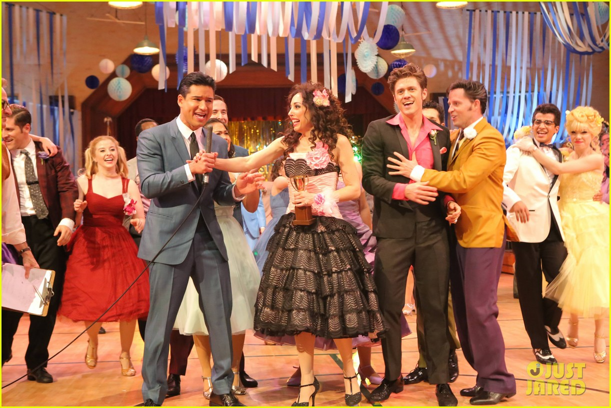 grease live full cast songs list 643566110