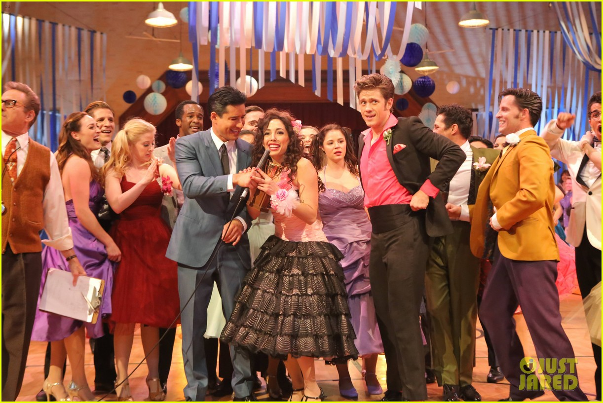 grease live full cast songs list 653566111