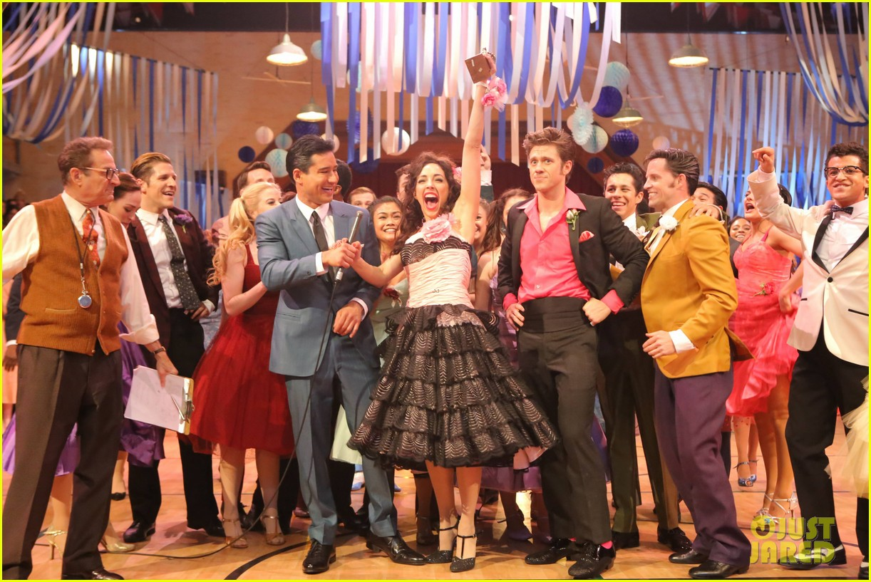grease live full cast songs list 663566112