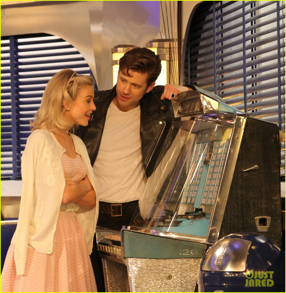 grease live full cast songs list 773566123