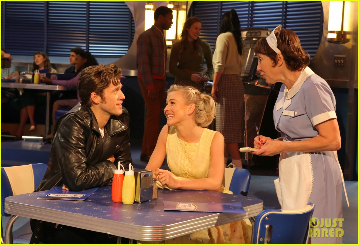 grease live full cast songs list 783566124