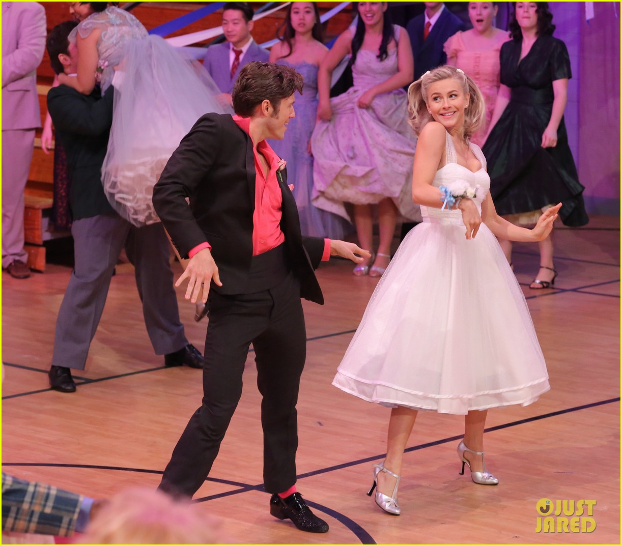 grease live full cast songs list 883566134