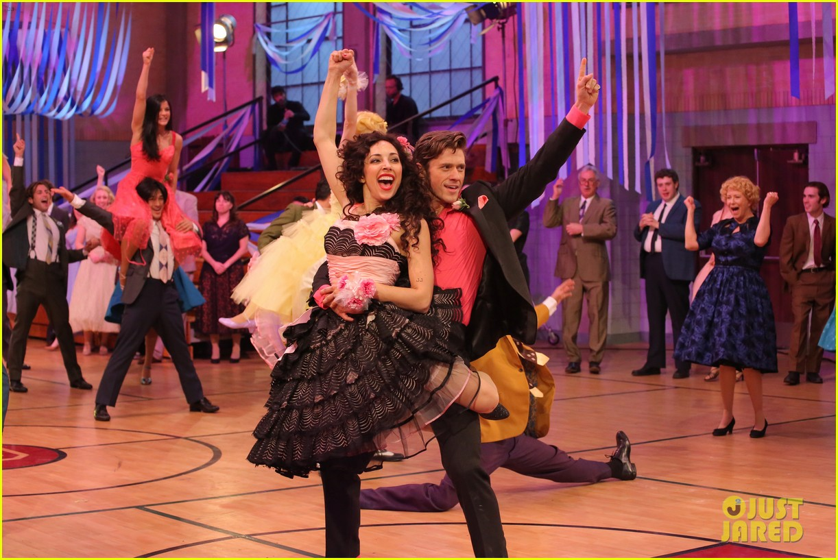 grease live full cast songs list 903566136
