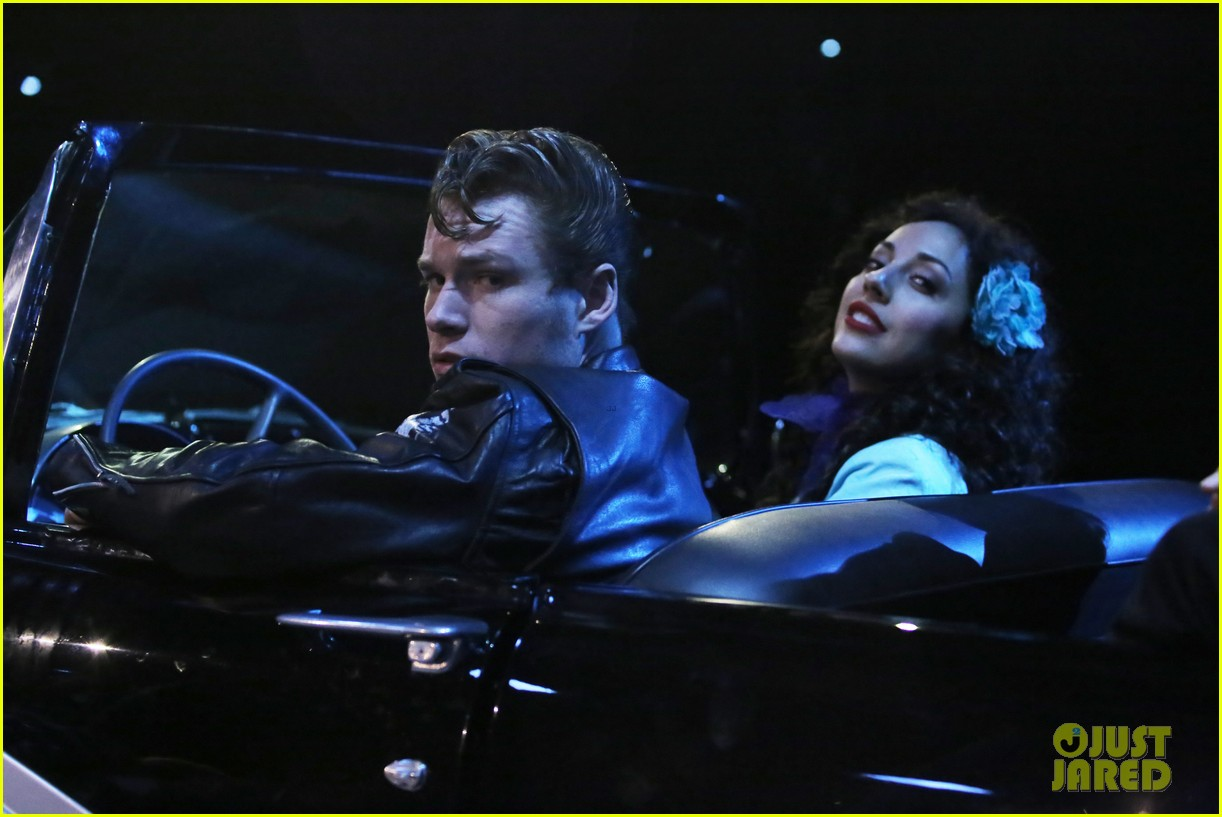 grease live full cast songs list 933566139