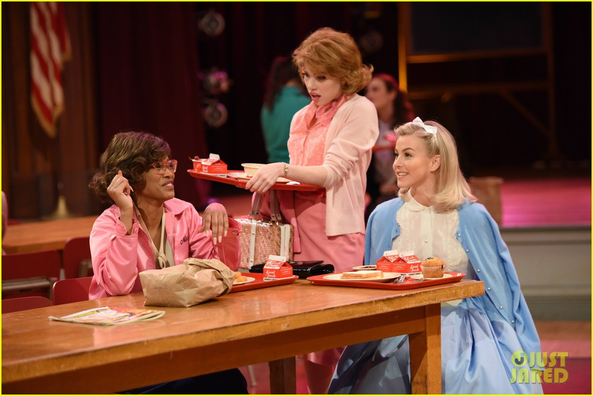 grease live full cast songs list 983566144