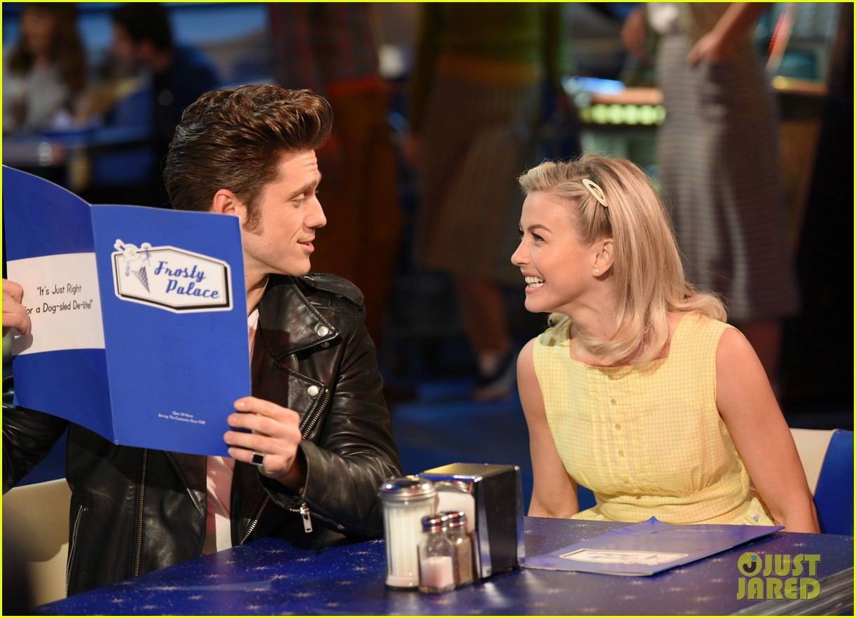 grease live watch every performance video 1123566181