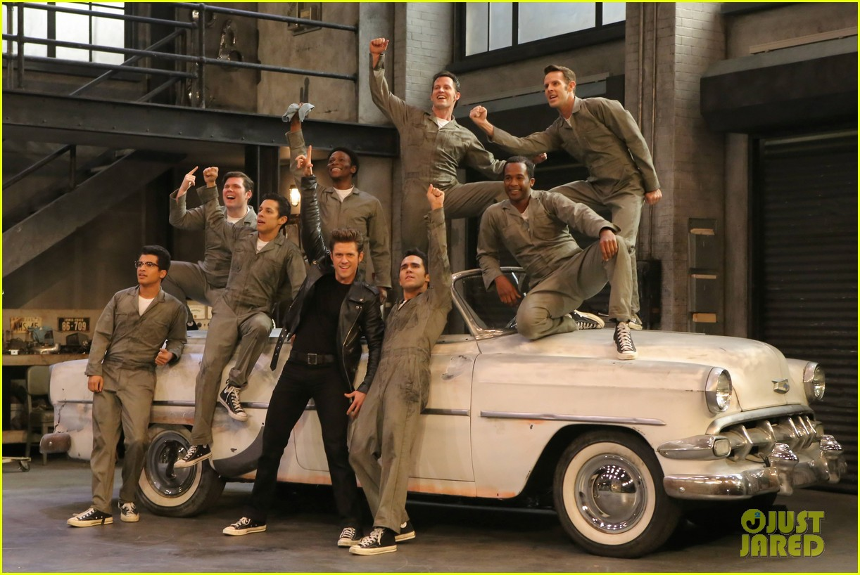grease live watch every performance video 463566224