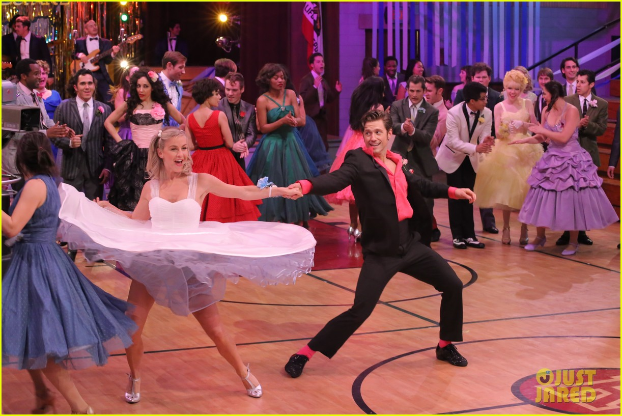 grease live watch every performance video 873566265