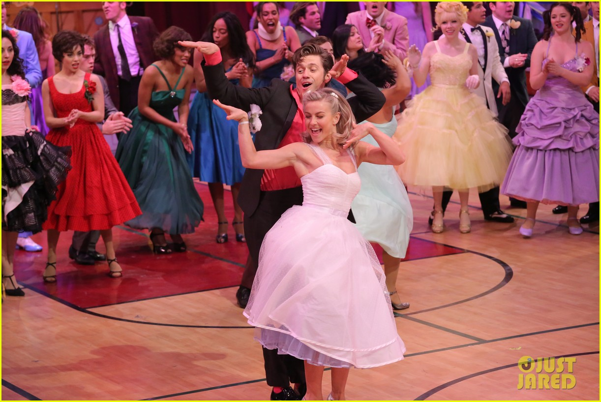 grease live watch every performance video 923566270