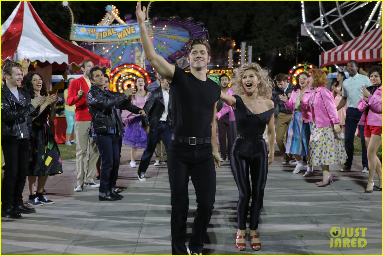 grease live watch every performance video 963566274