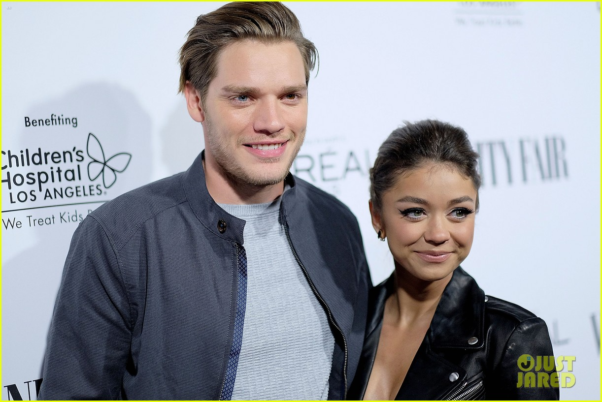 sarah hyland ariel winter dominic sherwood vf dj night 233590174