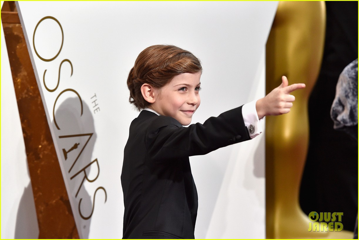 Jacob Tremblay Is Rooting For Co Star Brie Larson At