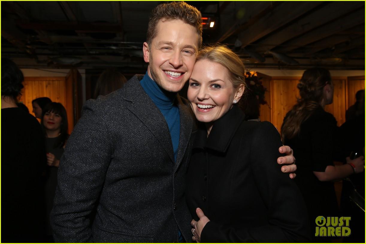 Jennifer Morrison & Josh Dallas Celebrate 100 Episodes of ...