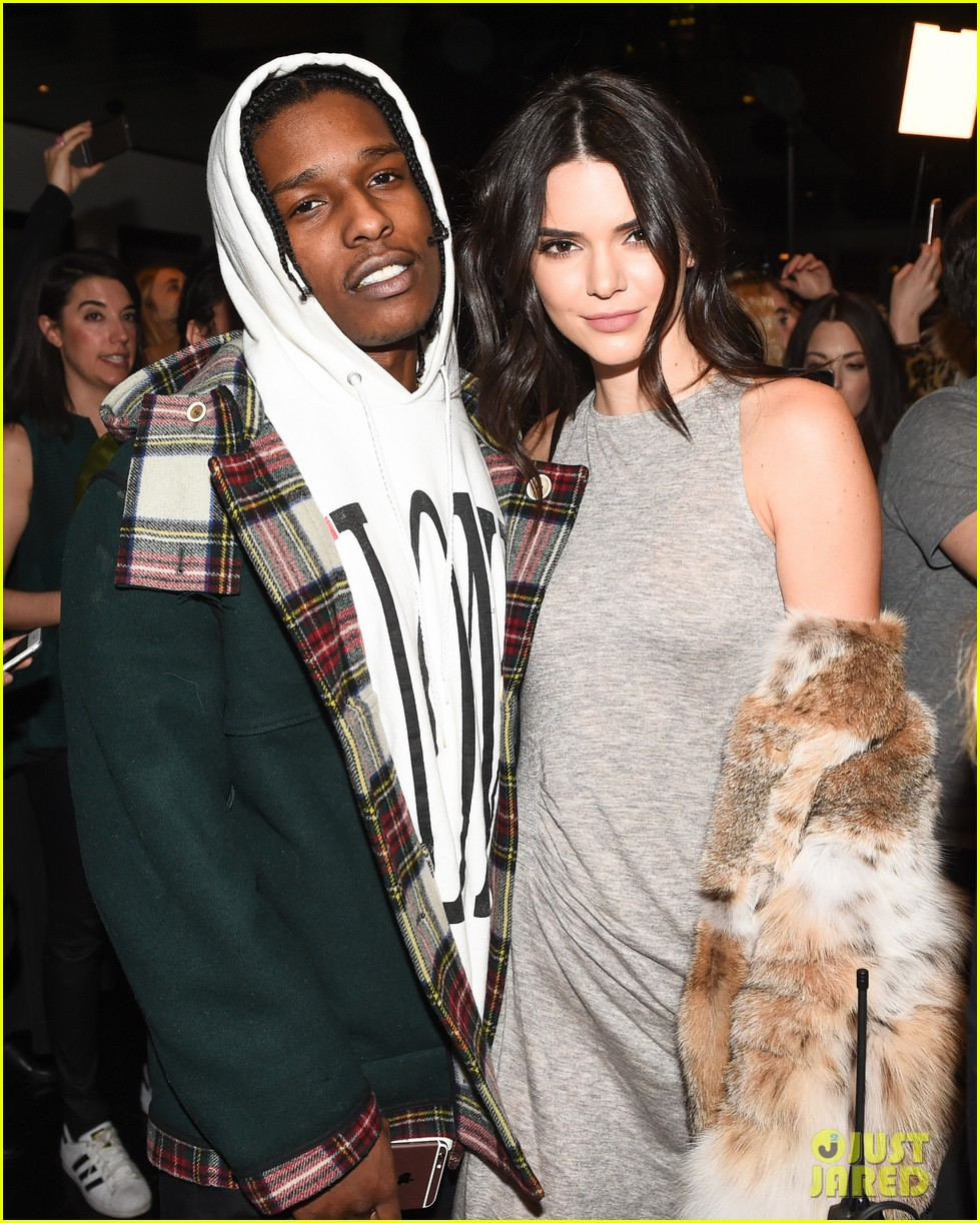 Kendall   Kylie Jenner Get Support From Kanye West at Launch of Lifestyle  Brand in NYC 30823b4c4566