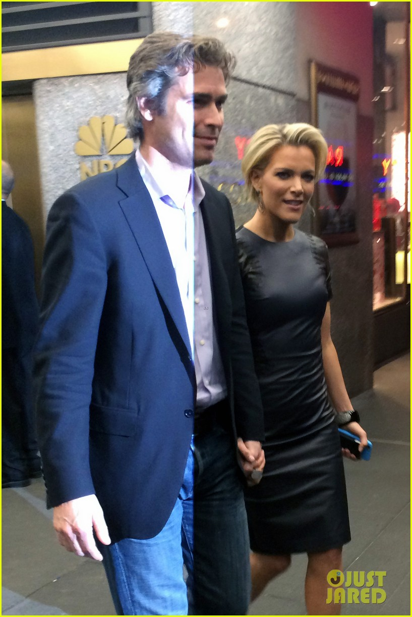 Megyn Kelly Holds Hands With Husband Douglas Brunt Amid Massive Book Deal!  Mr Cavendish I Presume