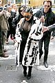 kim kardashian sheer outfit nyc 09