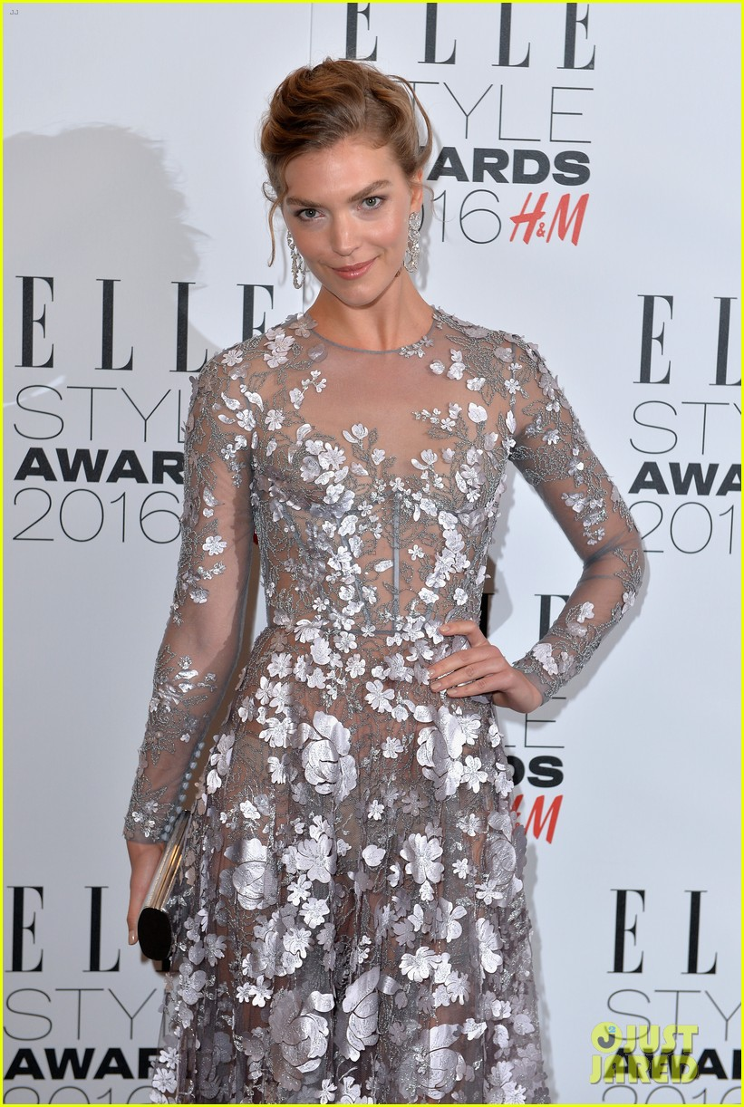 karlie kloss lana del rey win big at elle style awards 113586766