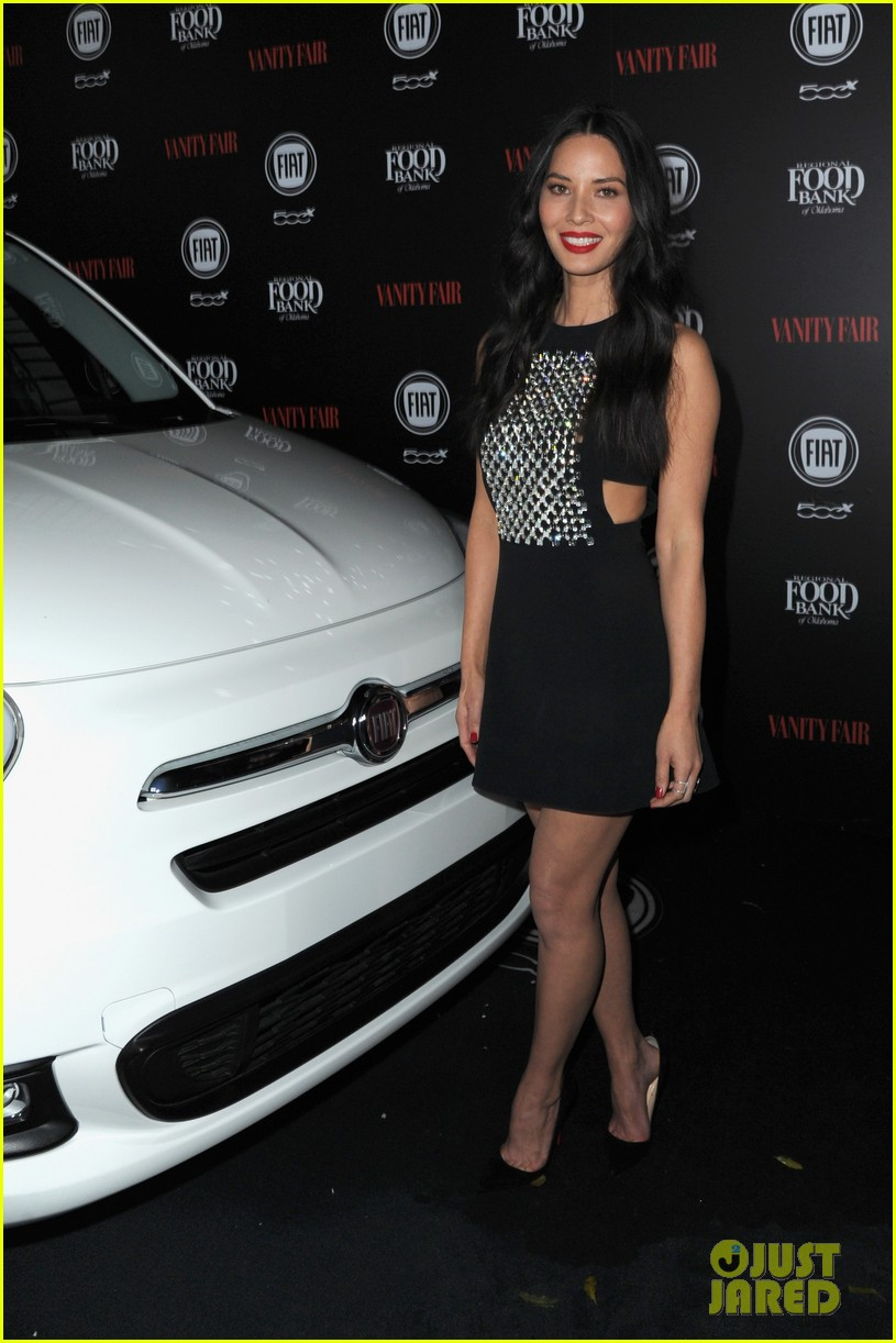 olivia munn hosts vanity fairs star studded young hollywood party 423587267