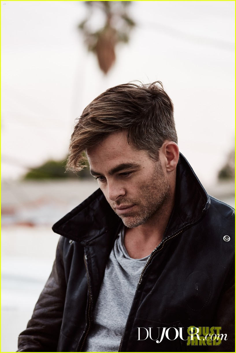 Please the chris pine sexy opinion very