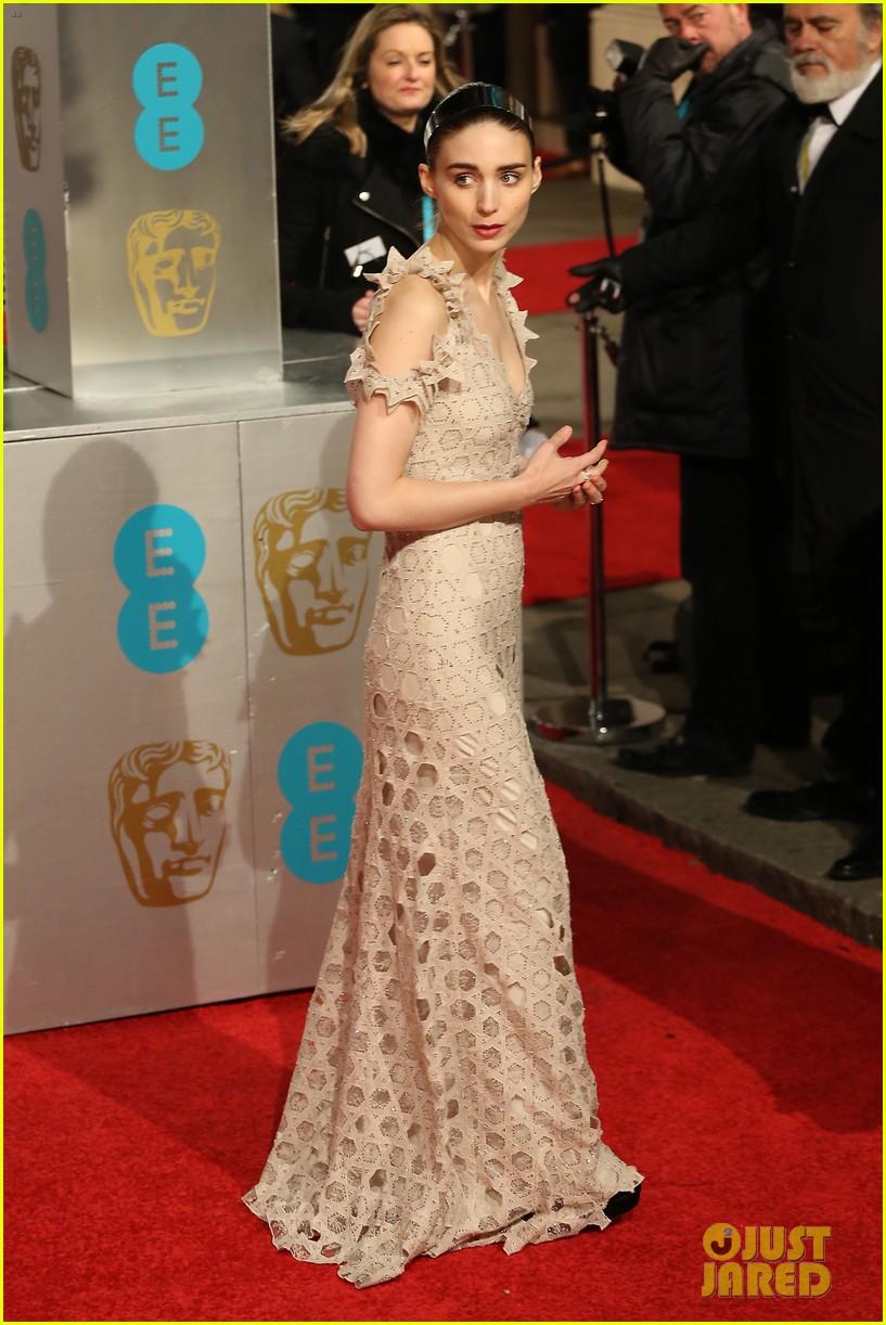 Exclusive: Rooney Mara BAFTAs Hair How-To