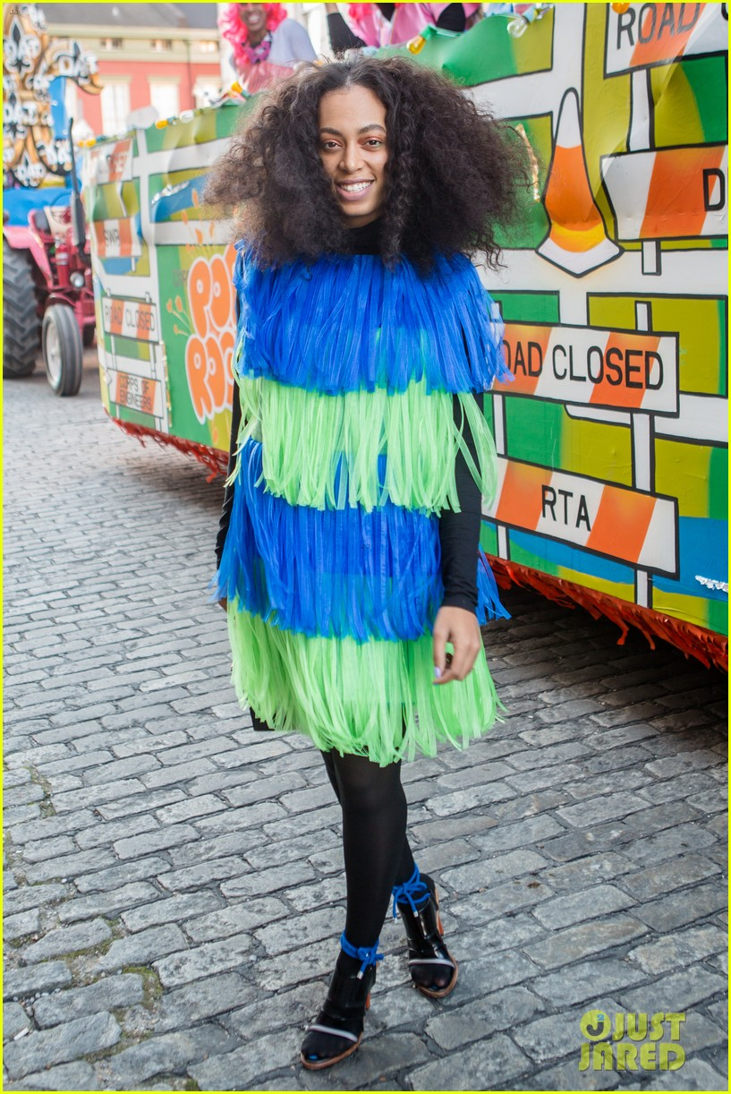 Solange Knowles Loses Wedding Ring At New Orleans Parade: Solange Knowles New Wedding Ring At Reisefeber.org