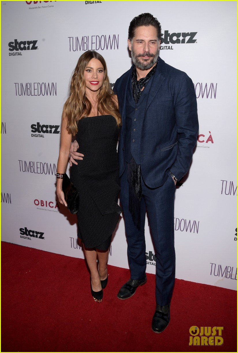 sofia vergara supports joe manganiello at tumbledown special screening 033566947