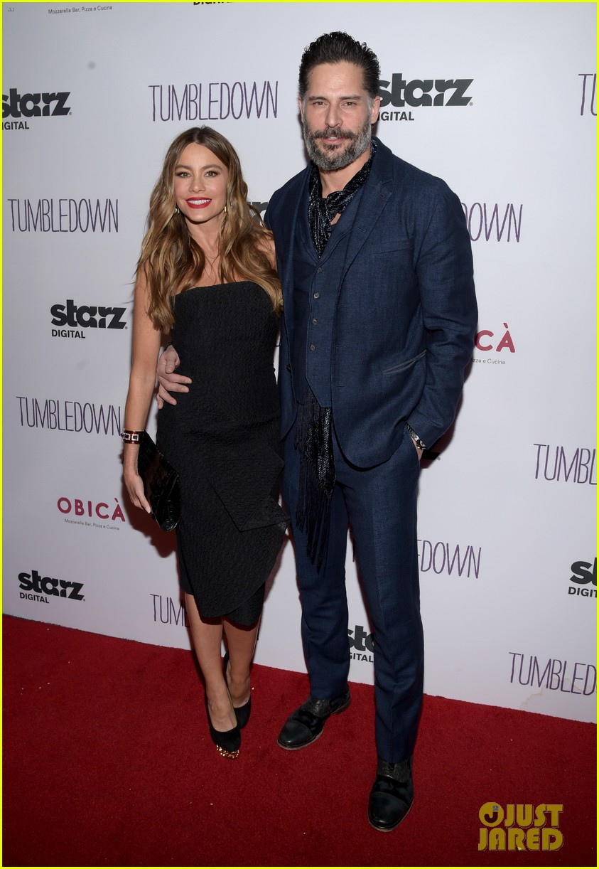 sofia vergara supports joe manganiello at tumbledown special screening 173566961