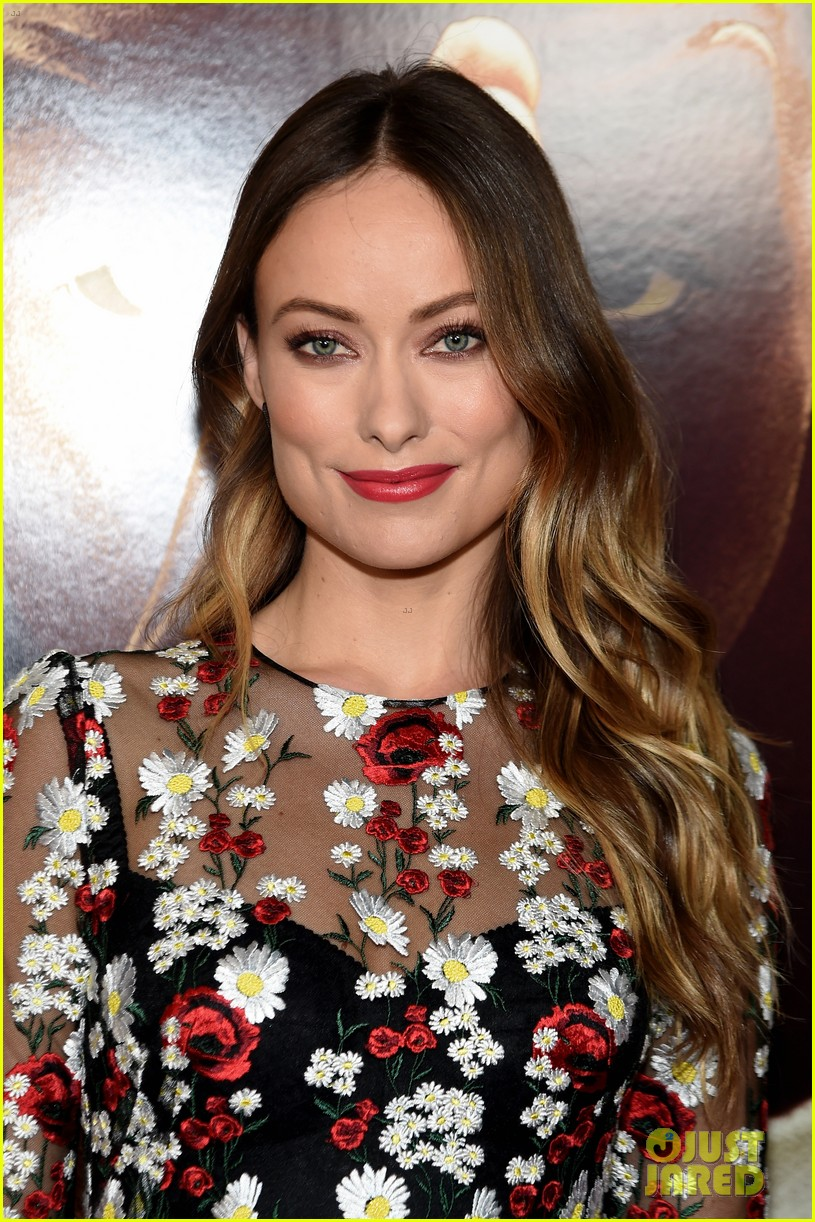 olivia wilde and jason in love at race screeening 043582184
