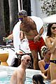 andy cohen shirtless pool easter miami 19