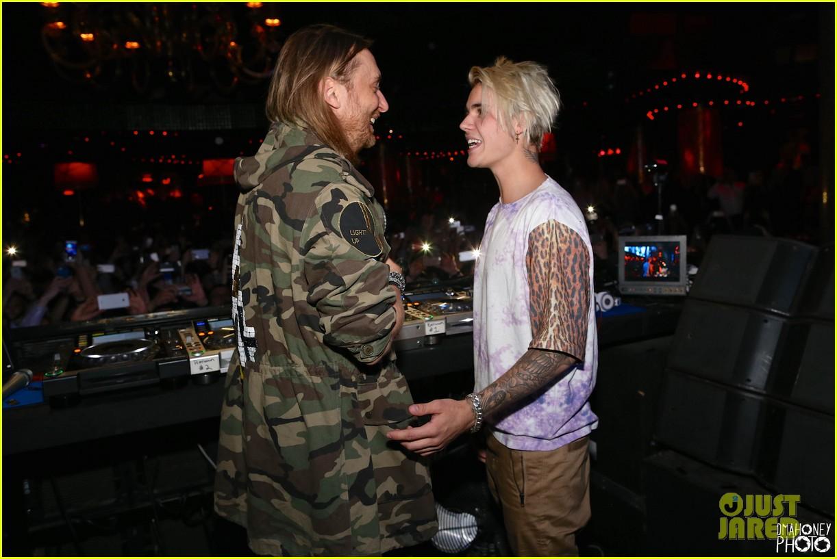 ¿Cuánto mide David Guetta? - Altura - Real height Justin-bieber-david-guetta-wynn-meet-up-purpose-01
