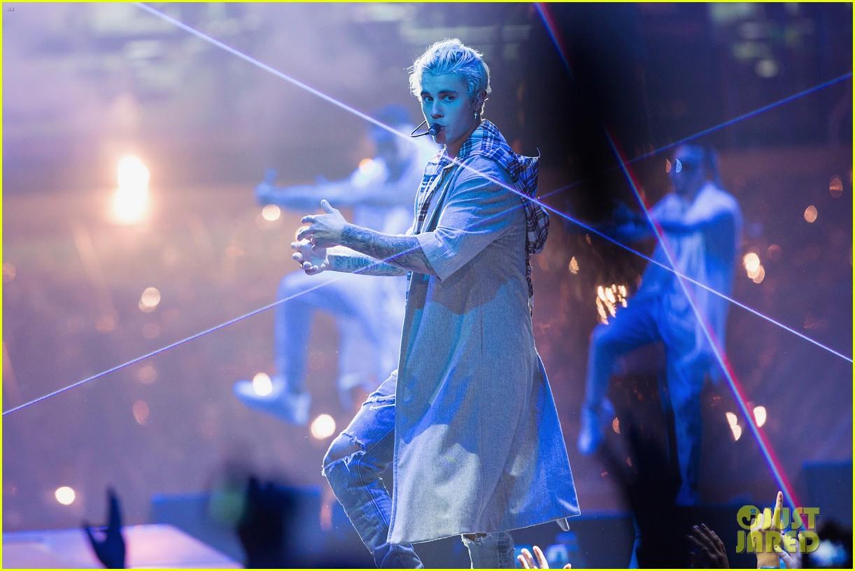 Justin Bieber: 'Purpose Tour' 2016 - Set List Revealed