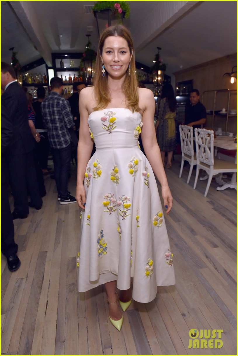 jessica biel gets star studded support at grand opening of au fudge 013595586