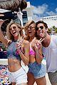 diego boneta pink spring break beach 07