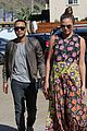 chrissy teigen floral dress nobu john 15