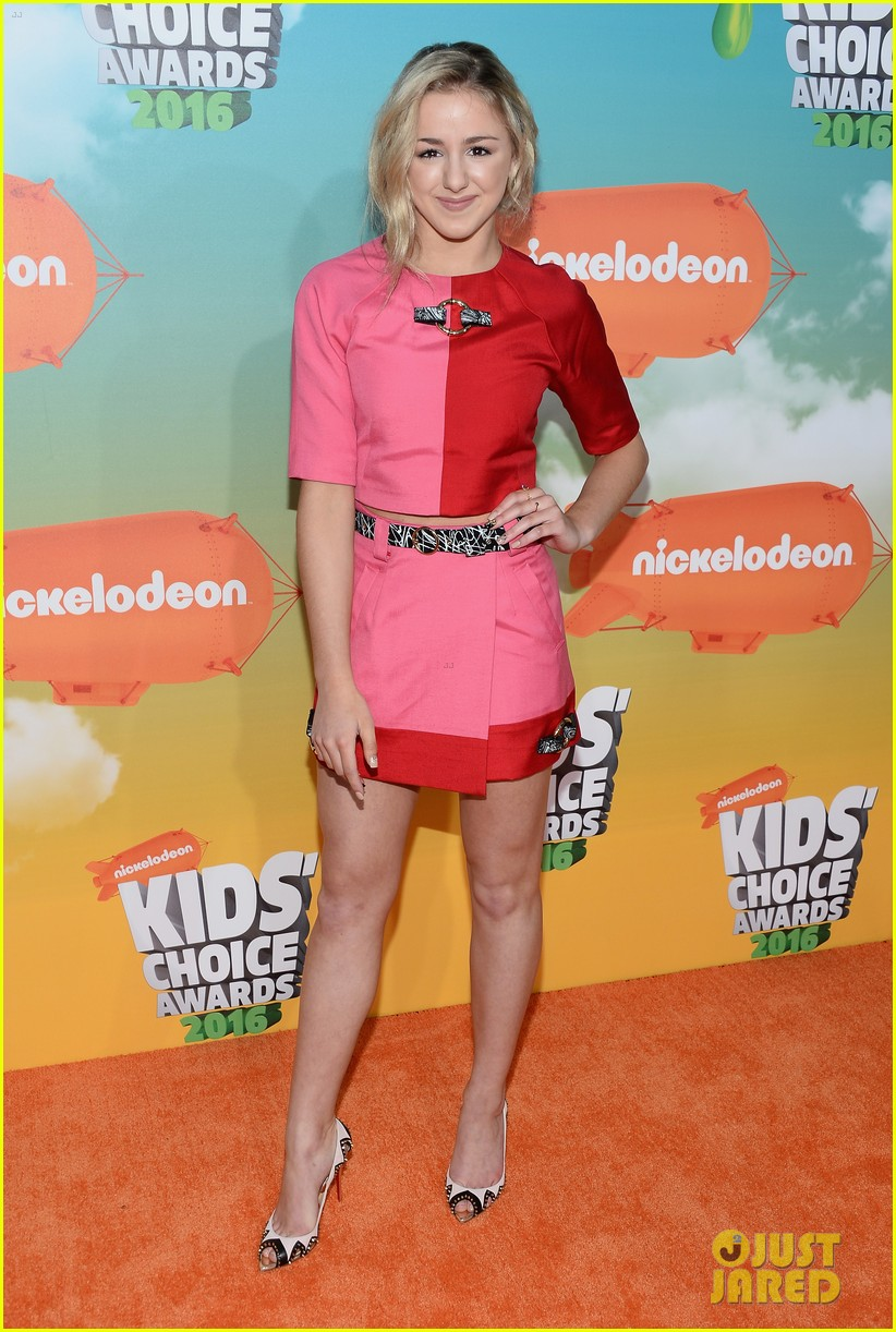 Dance Moms Cast Hits Up Kids Choice Awards 2016 Photo 3603994