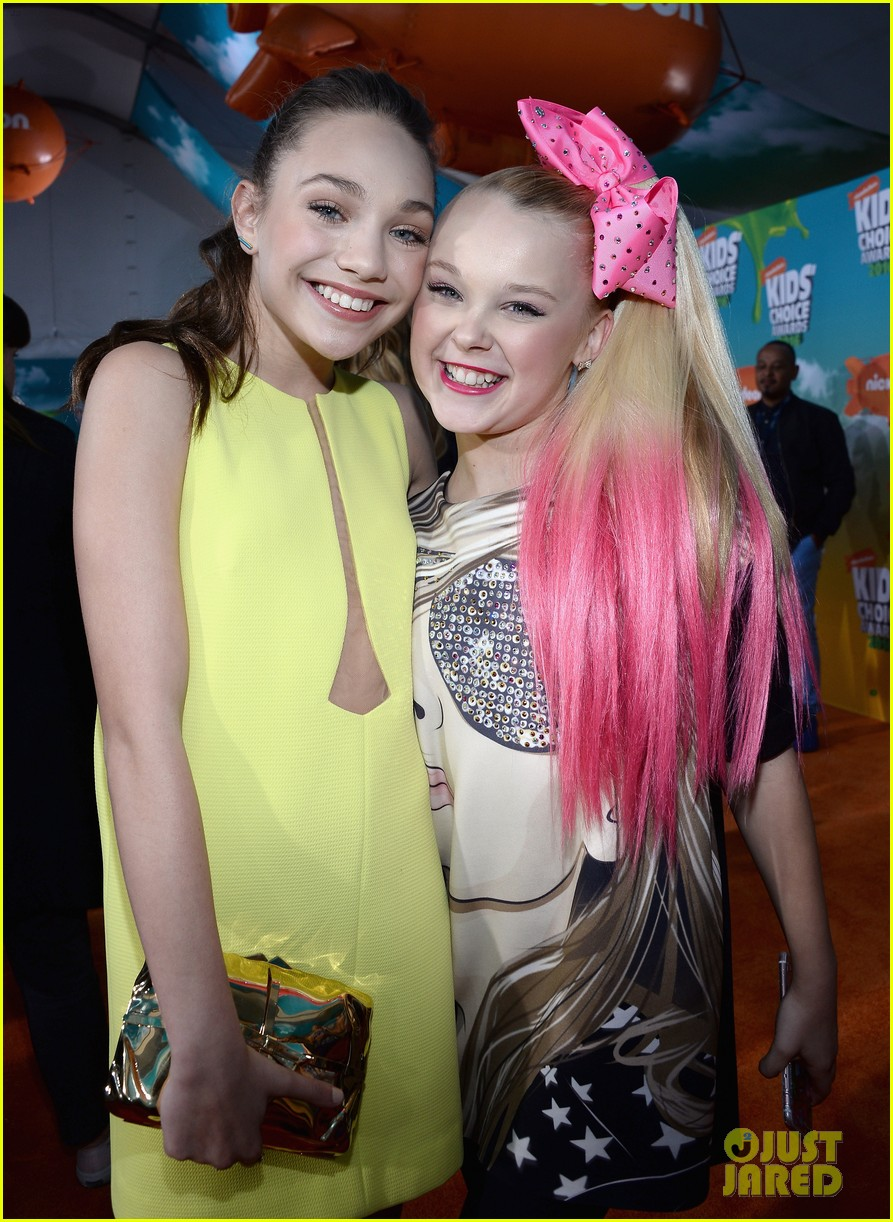 Dance Moms Cast Hits Up Kids Choice Awards 2016 Photo 3603995