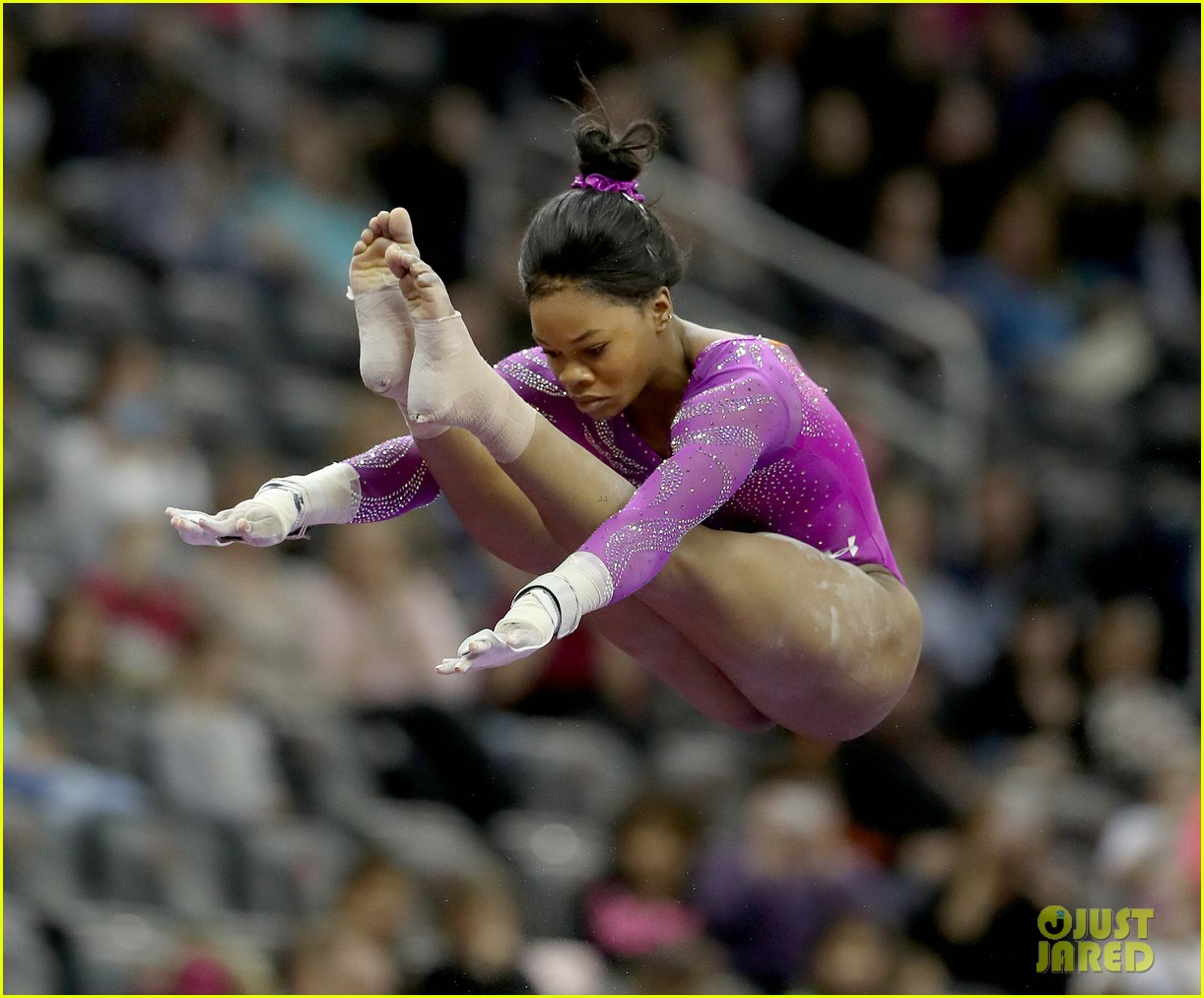 gabby douglas floor routine - photo #14