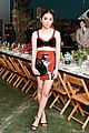 dakota fanning zoey deutch rowan blanchard rodarte dinner 01